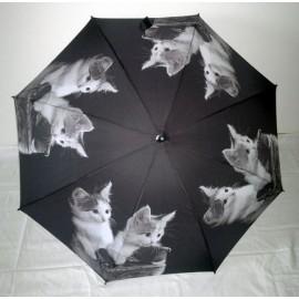 Deštník Kočky 603N6