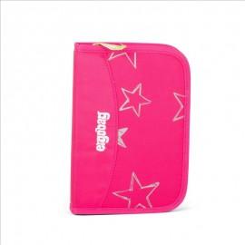 Ergobag penál 20ti dílný pink stars