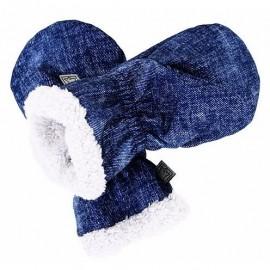 F.Rukavice 401 jeansM