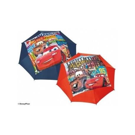 Deštník AUTA modrý 50510