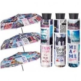 Deštník POHL.MĚST NY