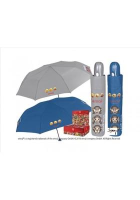 Deštník skl.EMOJI 75054